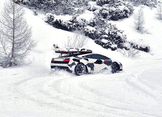 Audi R8 Razor GTR Winter Monster di Jon Olsson - Foto 8 di 12