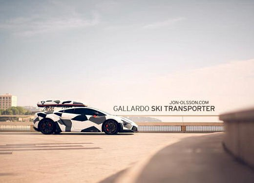 Audi R8 Razor GTR Winter Monster di Jon Olsson - Foto 9 di 12