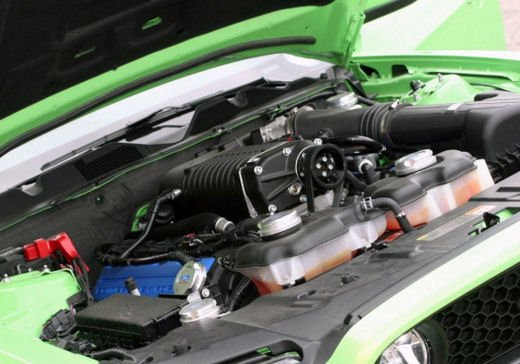 "Ford Mustang ""Gotta Have It Green"" by Ford Racing - Foto 3 di 8"