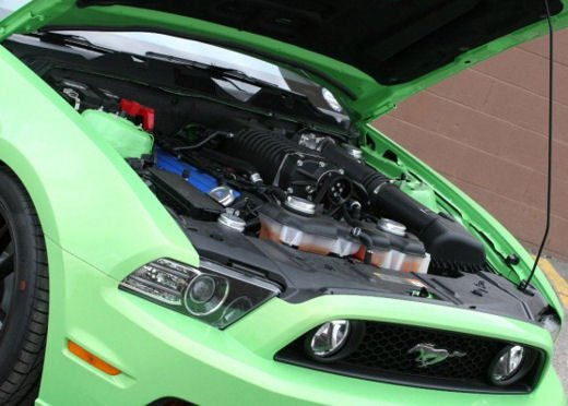 "Ford Mustang ""Gotta Have It Green"" by Ford Racing - Foto 5 di 8"