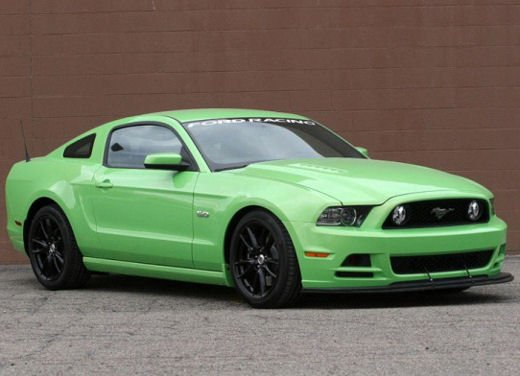 "Ford Mustang ""Gotta Have It Green"" by Ford Racing - Foto 6 di 8"