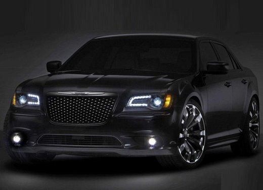 Chrysler 300C Design Concept al Salone di Pechino 2012 - Foto 2 di 7