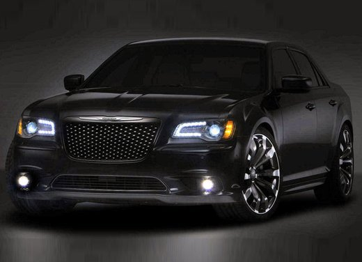 Chrysler 300C Design Concept al Salone di Pechino 2012