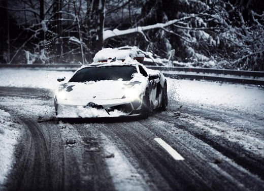 Audi R8 Razor GTR Winter Monster di Jon Olsson - Foto 12 di 12