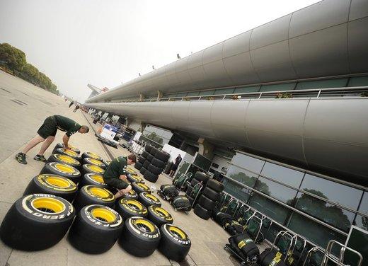 F1 orari tv GP Cina 2012 - Foto 6 di 24