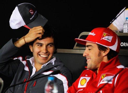 F1 orari tv GP Cina 2012 - Foto 10 di 24