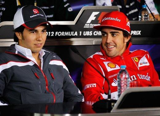 F1 orari tv GP Cina 2012 - Foto 12 di 24
