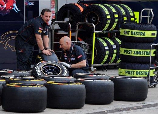 F1 GP Cina 2012: il punto di vista degli pneumatici Pirelli