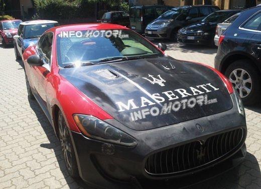 Maserati presenta il nuovo assetto industriale - Foto 3 di 12