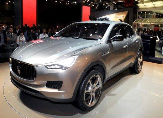 Maserati presenta il nuovo assetto industriale - Foto 9 di 12