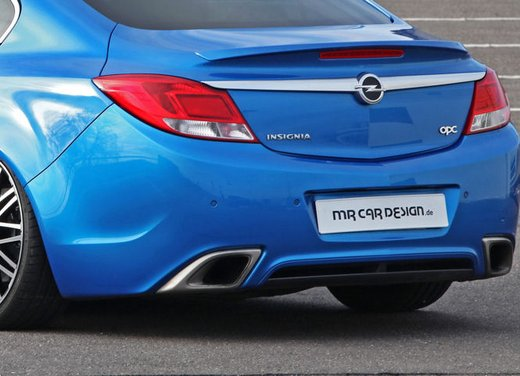 Opel Insignia OPC tuning by MR Car Design - Foto 13 di 13