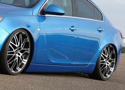 Opel Insignia OPC tuning by MR Car Design - Foto 4 di 13