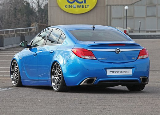 Opel Insignia OPC tuning by MR Car Design - Foto 7 di 13