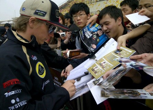 F1 orari tv GP Cina 2012 - Foto 20 di 24