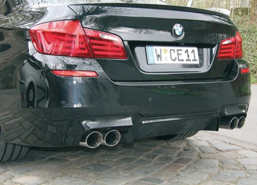 BMW M5 da 624 CV by Manhart Racing - Foto 9 di 9