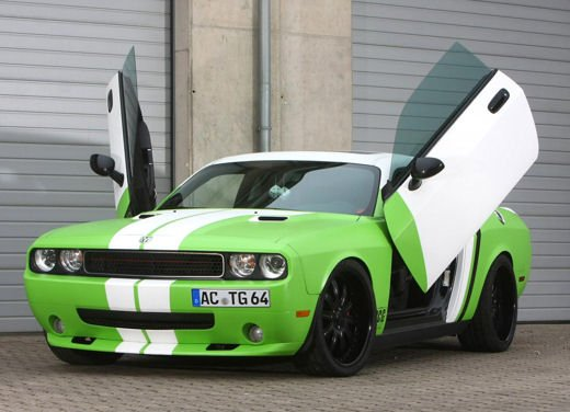 Dodge Challenger SRT-8 da 600 CV by CCG Automotive