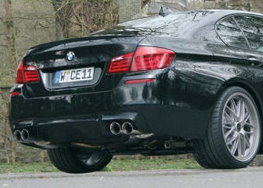BMW M5 da 624 CV by Manhart Racing - Foto 2 di 9