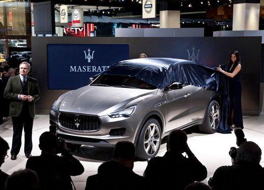Maserati presenta il nuovo assetto industriale - Foto 6 di 12