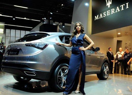 Maserati presenta il nuovo assetto industriale - Foto 7 di 12