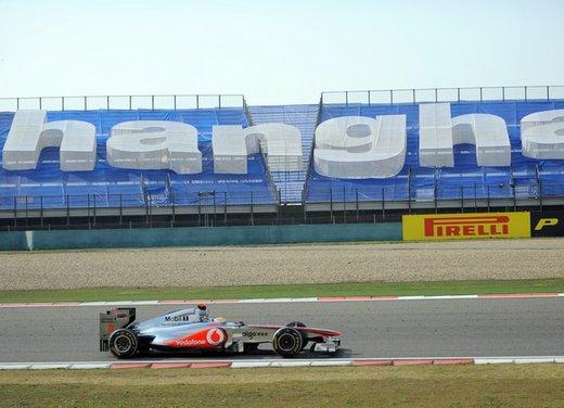 F1 orari tv GP Cina 2012 - Foto 5 di 24