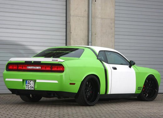 Dodge Challenger SRT-8 da 600 CV by CCG Automotive - Foto 2 di 12