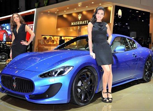 Maserati presenta il nuovo assetto industriale - Foto 5 di 12