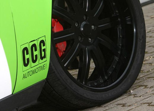 Dodge Challenger SRT-8 da 600 CV by CCG Automotive - Foto 3 di 12