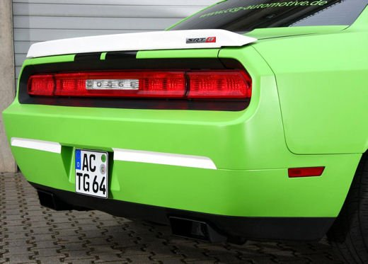 Dodge Challenger SRT-8 da 600 CV by CCG Automotive - Foto 6 di 12