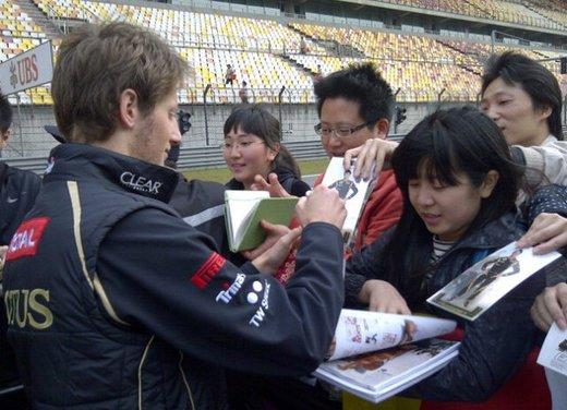 F1 orari tv GP Cina 2012 - Foto 21 di 24