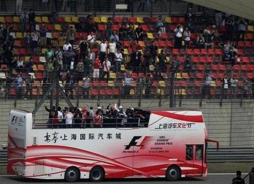 F1 orari tv GP Cina 2012 - Foto 3 di 24