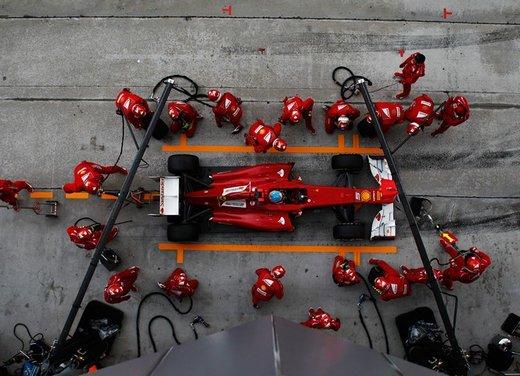 Alonso e Massa commentano le prove libere del GP di Cina - Foto 6 di 32