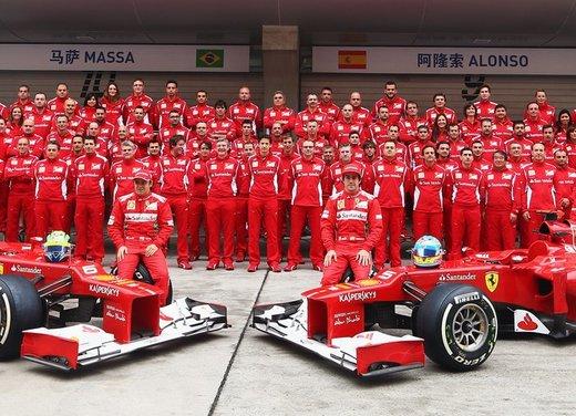 Felipe Massa si augura un GP di Cina normale - Foto 22 di 23