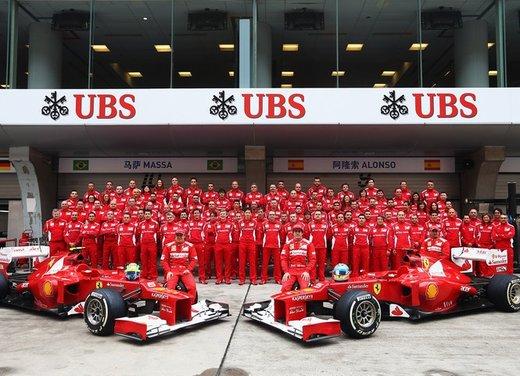 Alonso e Massa commentano le prove libere del GP di Cina - Foto 1 di 32