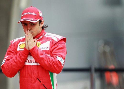 Alonso e Massa commentano le prove libere del GP di Cina - Foto 4 di 32