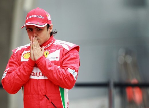 Felipe Massa si augura un GP di Cina normale - Foto 1 di 23
