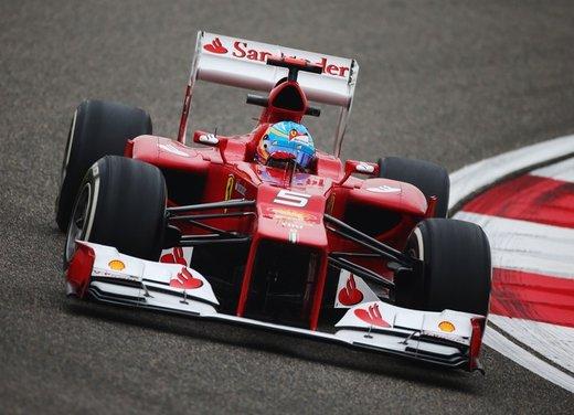 Alonso e Massa commentano le prove libere del GP di Cina - Foto 7 di 32