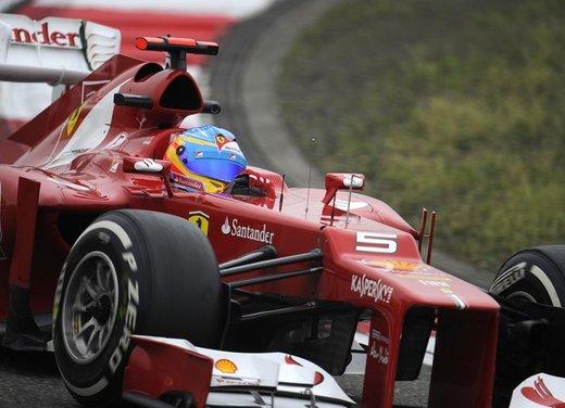 Alonso e Massa commentano le prove libere del GP di Cina - Foto 8 di 32