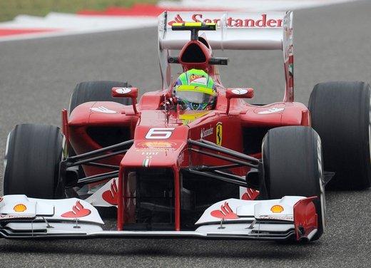 Alonso e Massa commentano le prove libere del GP di Cina - Foto 9 di 32