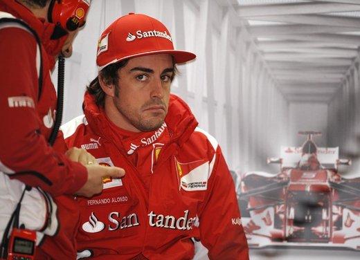 Alonso e Massa commentano le prove libere del GP di Cina - Foto 13 di 32