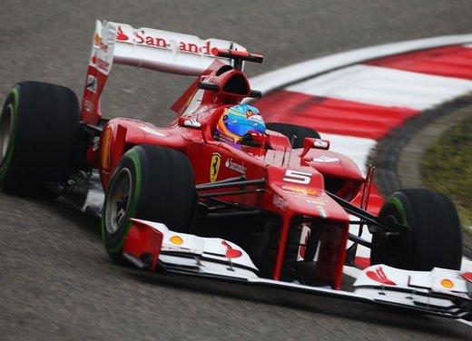 Alonso e Massa commentano le prove libere del GP di Cina - Foto 16 di 32