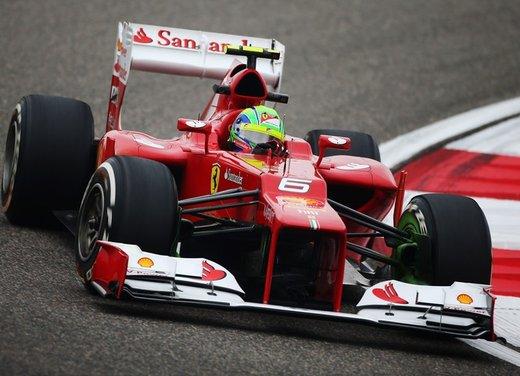 Alonso e Massa commentano le prove libere del GP di Cina - Foto 10 di 32