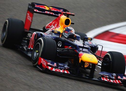 F1 GP Cina 2012: Schumacher primo nella seconda sessione di prove libere - Foto 10 di 32