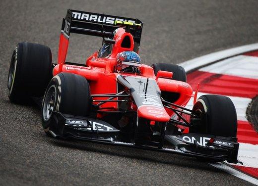 F1 GP Cina 2012: Schumacher primo nella seconda sessione di prove libere - Foto 16 di 32