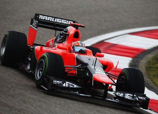 F1 GP Cina 2012: Schumacher primo nella seconda sessione di prove libere - Foto 17 di 32