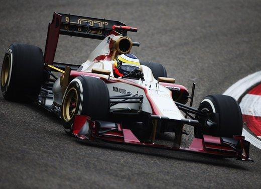 F1 GP Cina 2012: Schumacher primo nella seconda sessione di prove libere - Foto 18 di 32