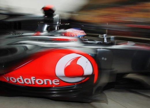 F1 GP Cina 2012: Schumacher primo nella seconda sessione di prove libere - Foto 19 di 32