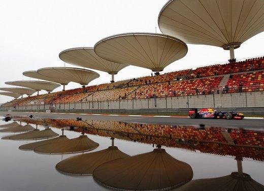 F1 GP Cina 2012: Schumacher primo nella seconda sessione di prove libere - Foto 20 di 32