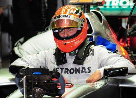 F1 GP Cina 2012: Schumacher primo nella seconda sessione di prove libere - Foto 27 di 32