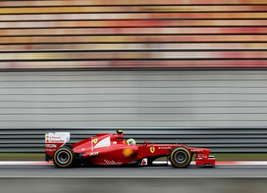 Alonso e Massa commentano le prove libere del GP di Cina - Foto 17 di 32