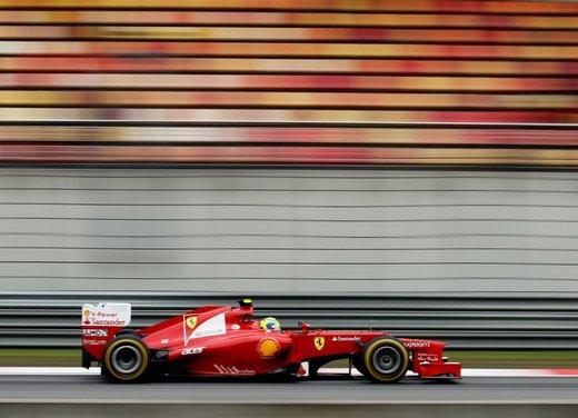 Alonso e Massa commentano le prove libere del GP di Cina - Foto 20 di 32